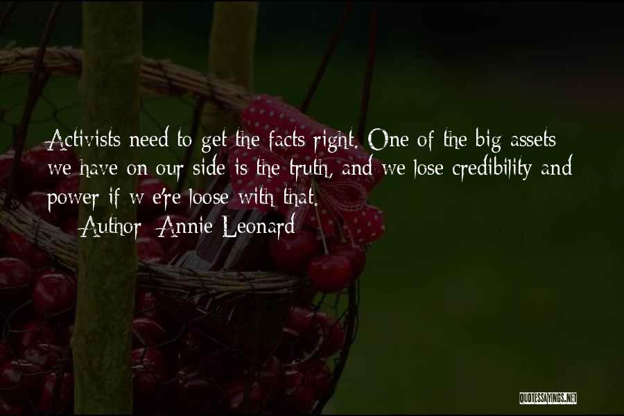 Annie Leonard Quotes 1211045
