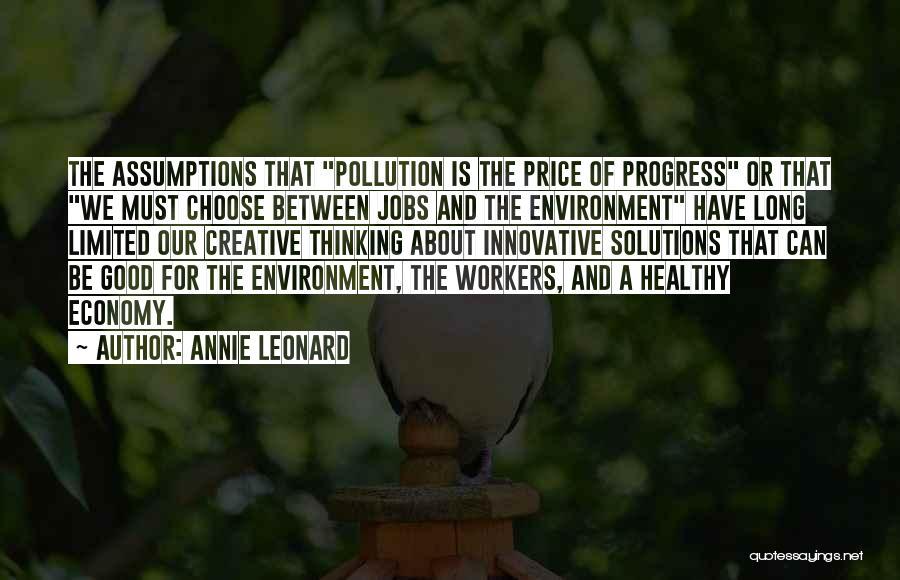 Annie Leonard Quotes 1324141