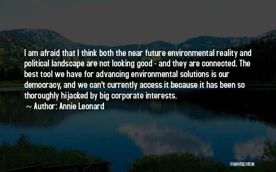 Annie Leonard Quotes 2161639
