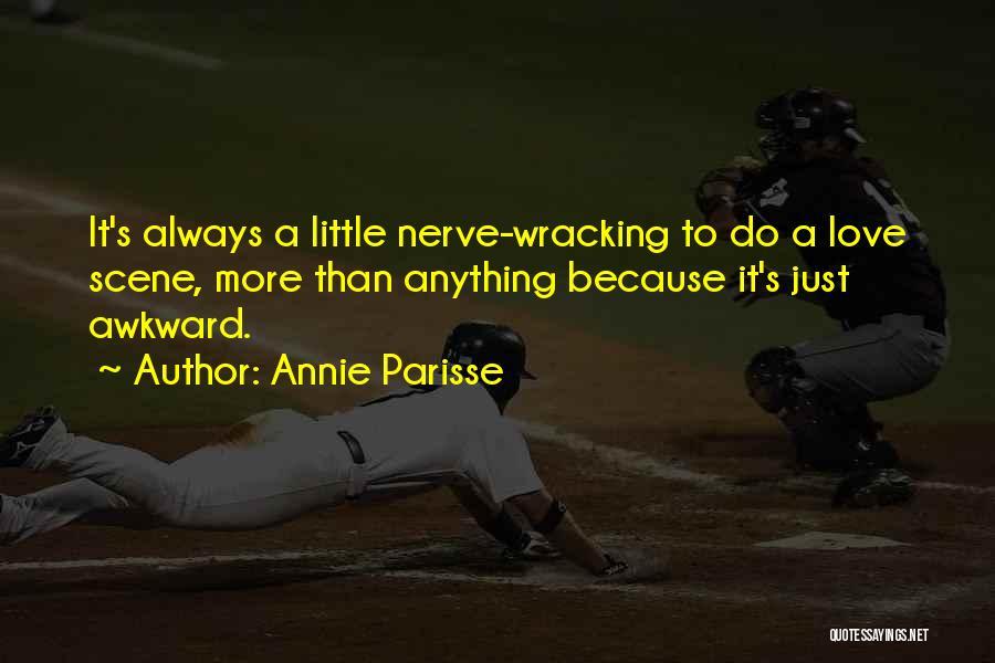Annie Parisse Quotes 1511522