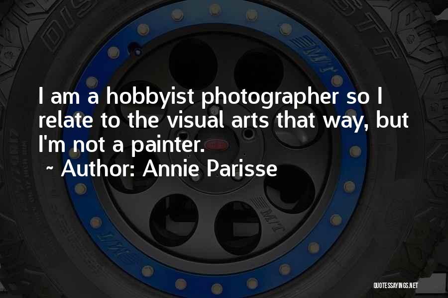 Annie Parisse Quotes 2164835