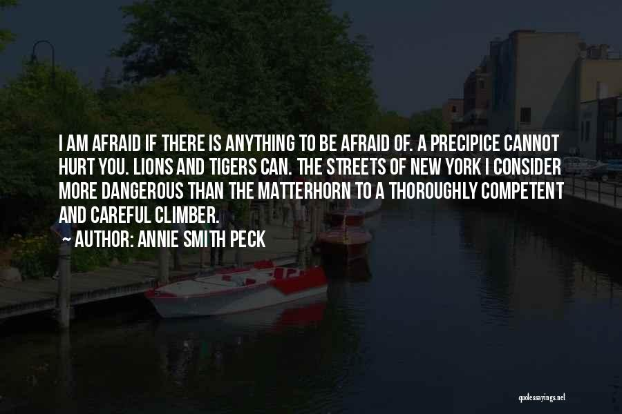 Annie Smith Peck Quotes 714065