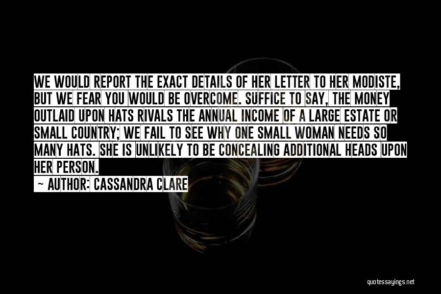 Annual Report Quotes By Cassandra Clare