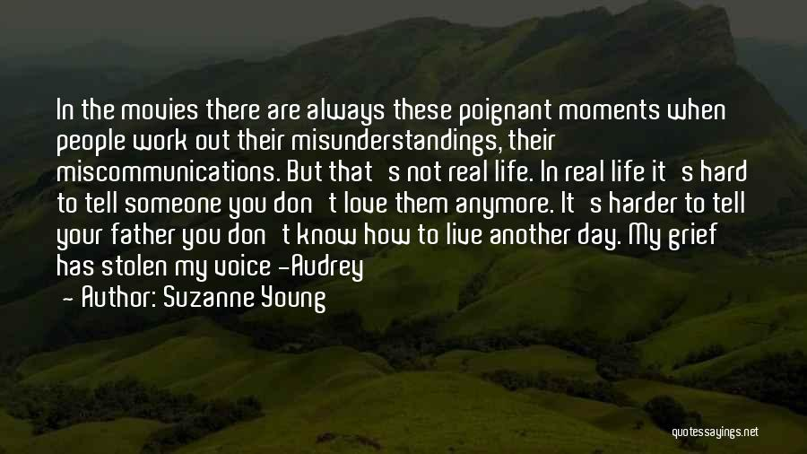 Another Day In My Life Quotes By Suzanne Young