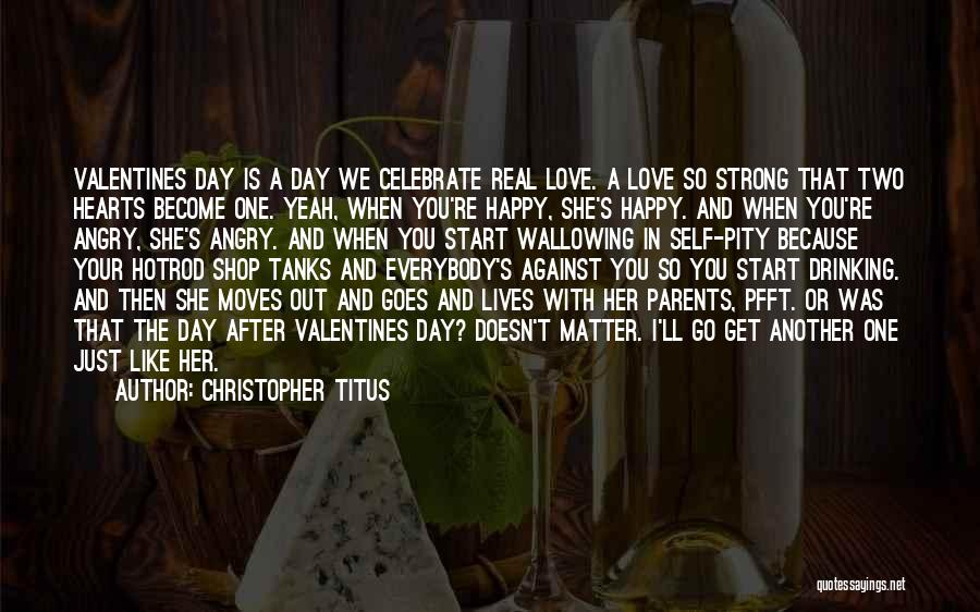 Another Day With You Quotes By Christopher Titus