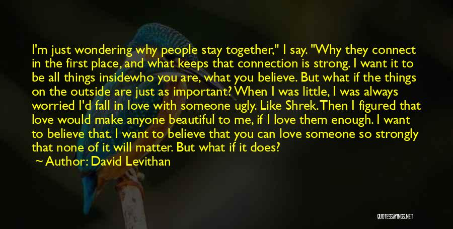 Another Day With You Quotes By David Levithan