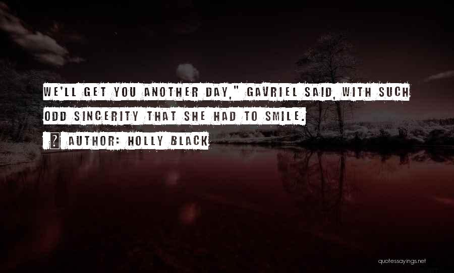 Another Day With You Quotes By Holly Black