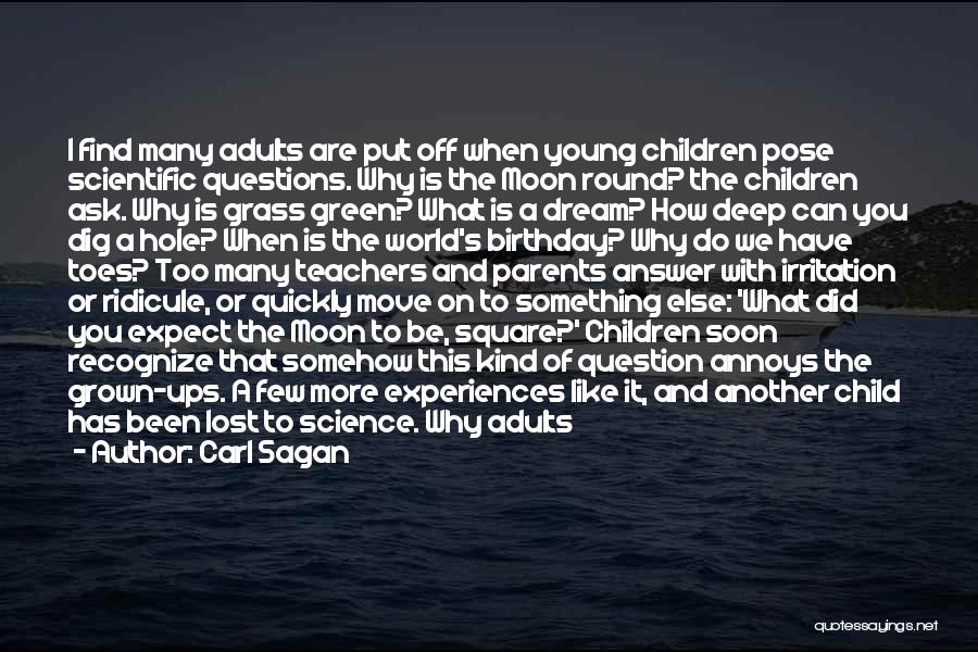 Another Year Another Birthday Quotes By Carl Sagan