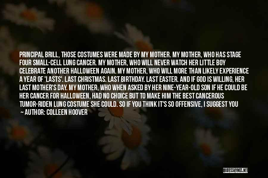 Another Year Another Birthday Quotes By Colleen Hoover