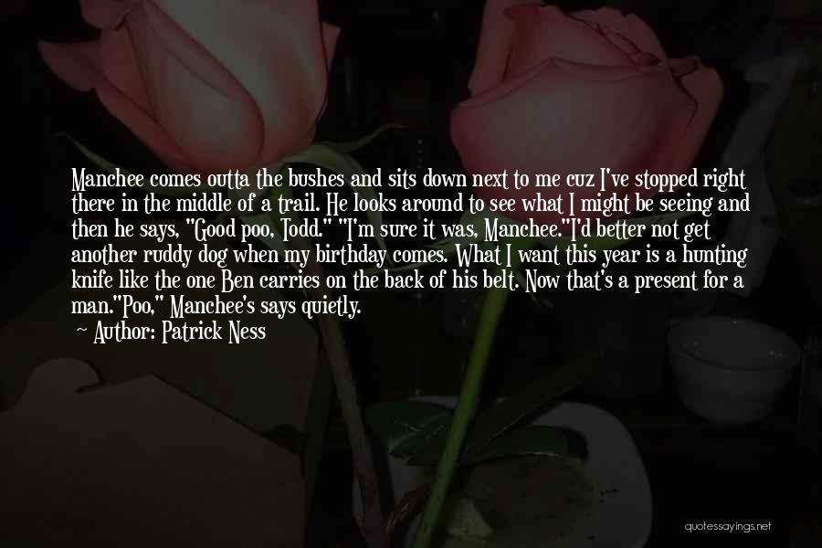 Another Year Another Birthday Quotes By Patrick Ness
