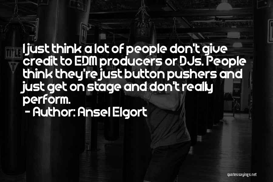 Ansel Elgort Quotes 1085498