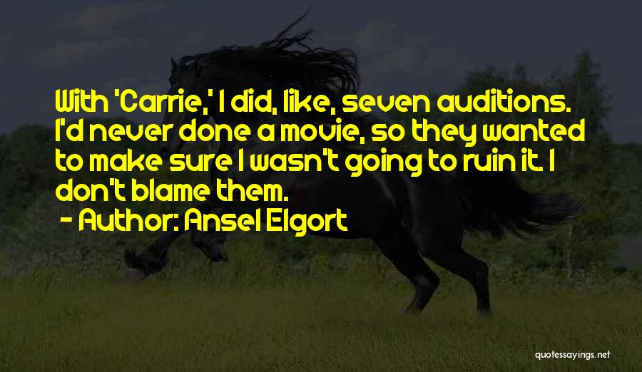 Ansel Elgort Quotes 113325