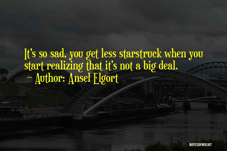 Ansel Elgort Quotes 118119