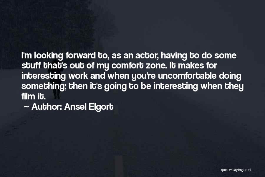 Ansel Elgort Quotes 1362170