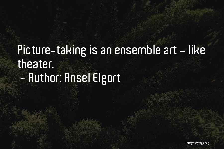 Ansel Elgort Quotes 1537234