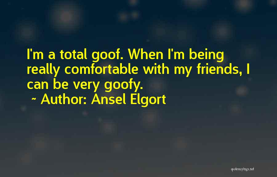 Ansel Elgort Quotes 1914839