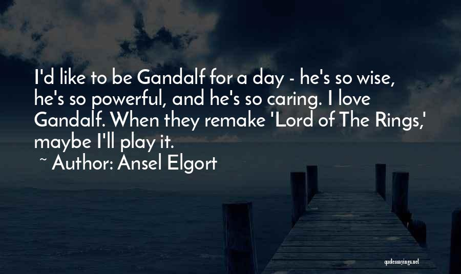Ansel Elgort Quotes 1948628