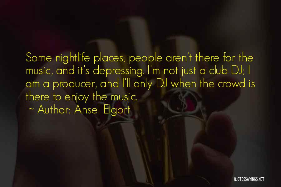 Ansel Elgort Quotes 2029669