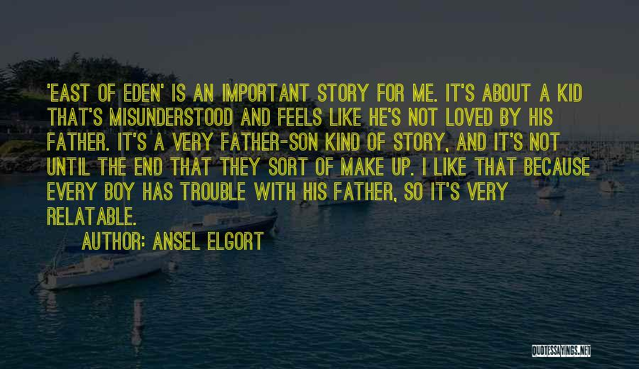 Ansel Elgort Quotes 239211