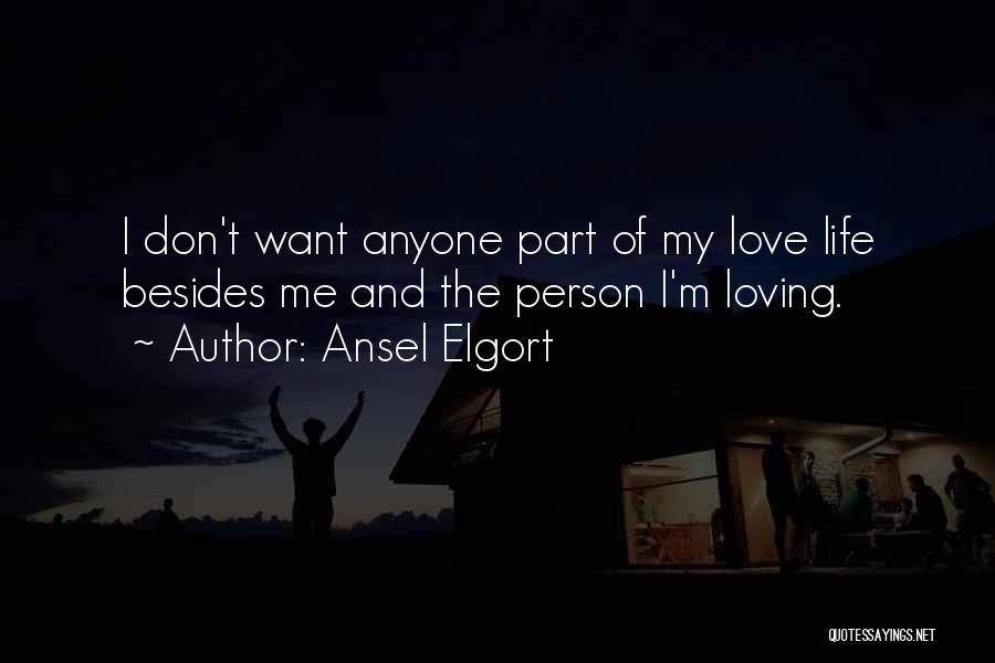 Ansel Elgort Quotes 587328