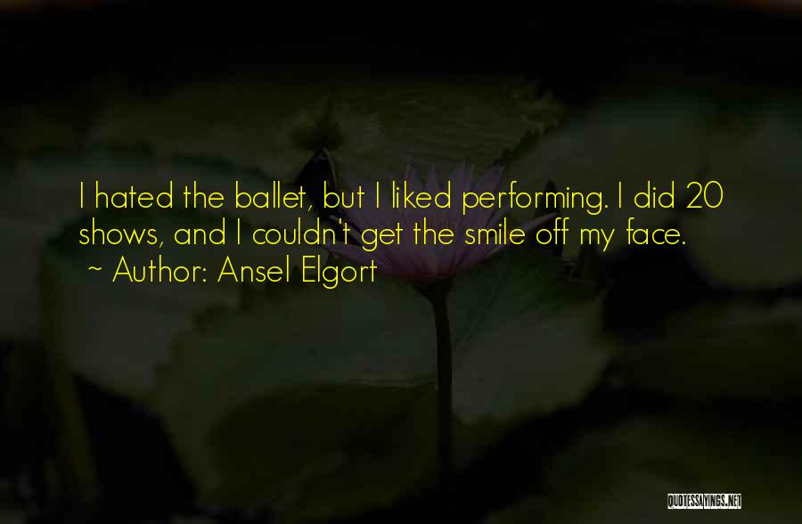 Ansel Elgort Quotes 789333