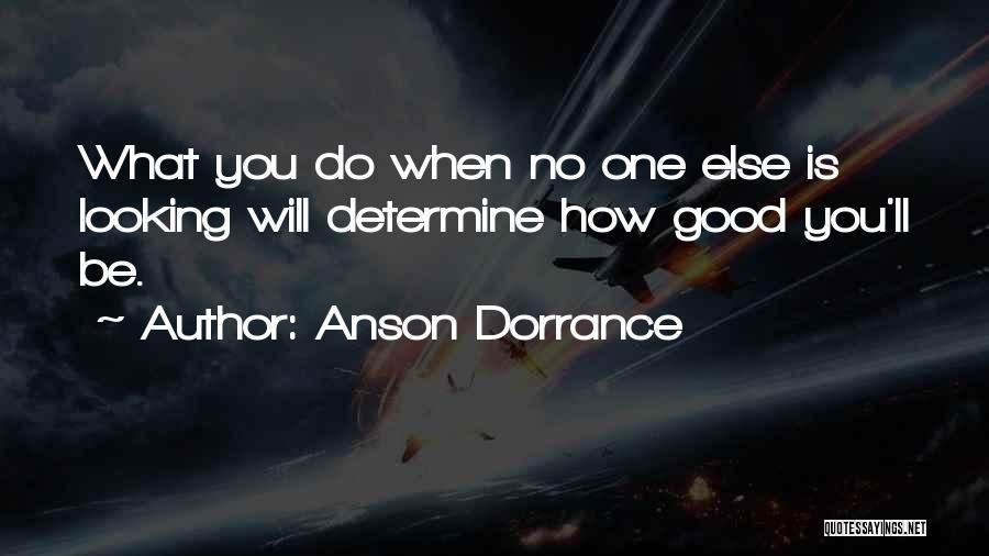 Anson Dorrance Quotes 1477437