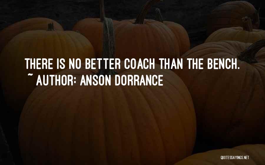 Anson Dorrance Quotes 218365