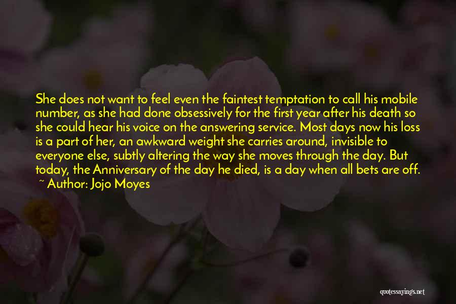 Answering Service Quotes By Jojo Moyes