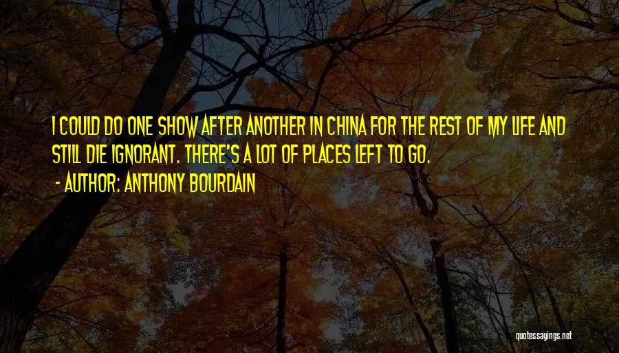 Anthony Bourdain Quotes 1507008