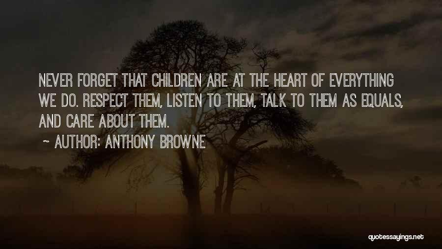 Anthony Browne Quotes 1308256