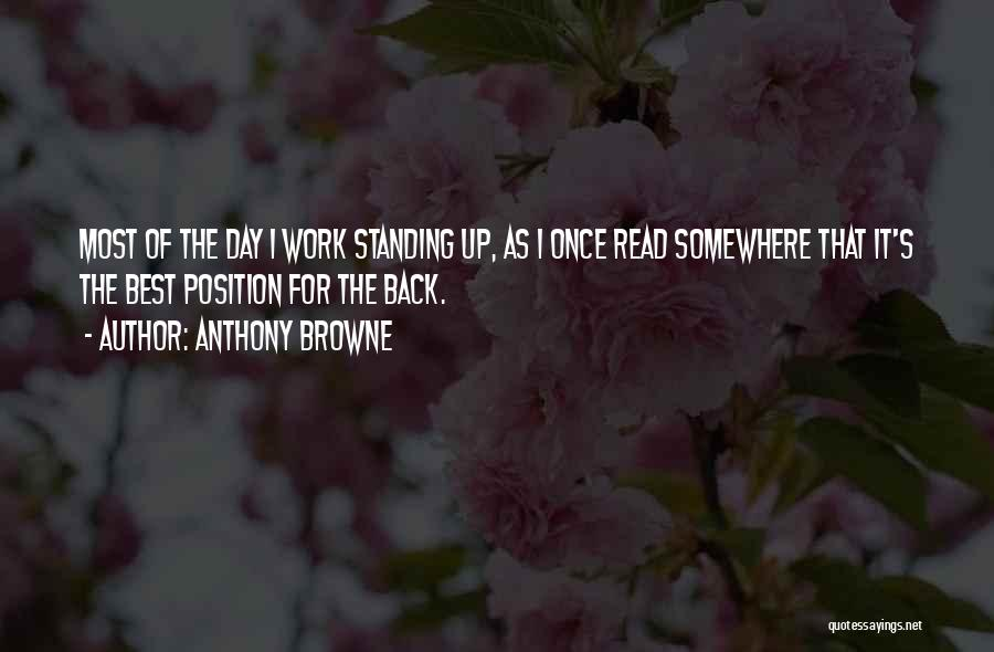 Anthony Browne Quotes 1803370