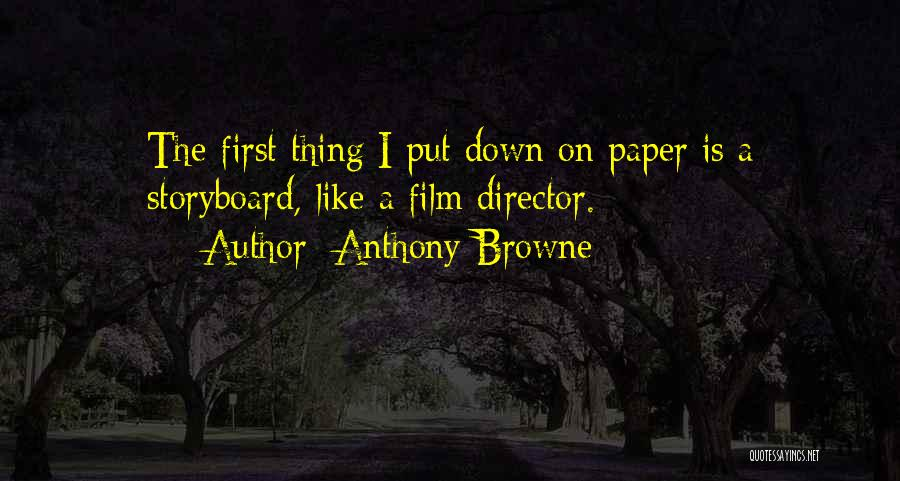 Anthony Browne Quotes 1995143