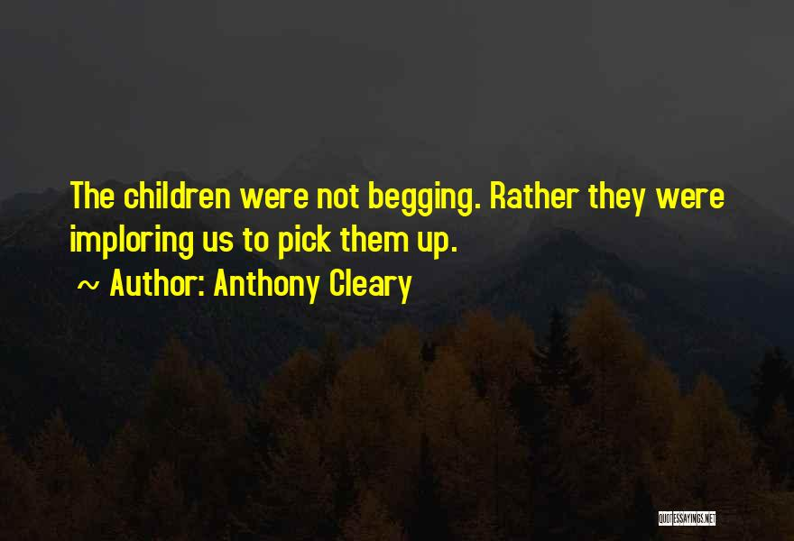 Anthony Cleary Quotes 1392227