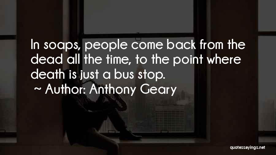 Anthony Geary Quotes 1366819