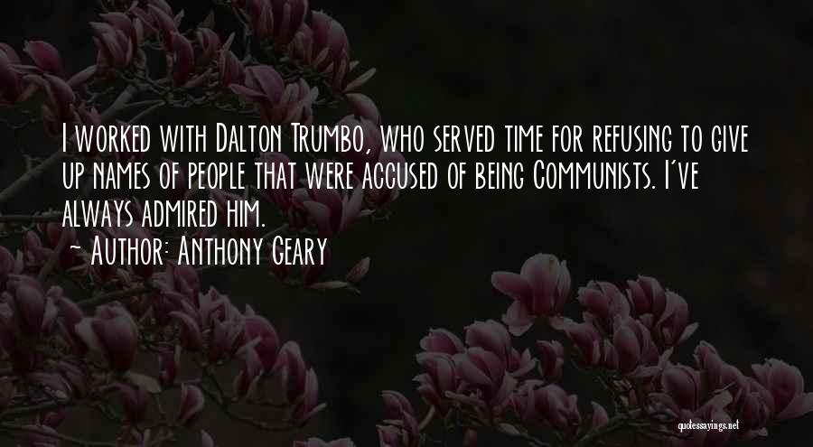 Anthony Geary Quotes 1657229
