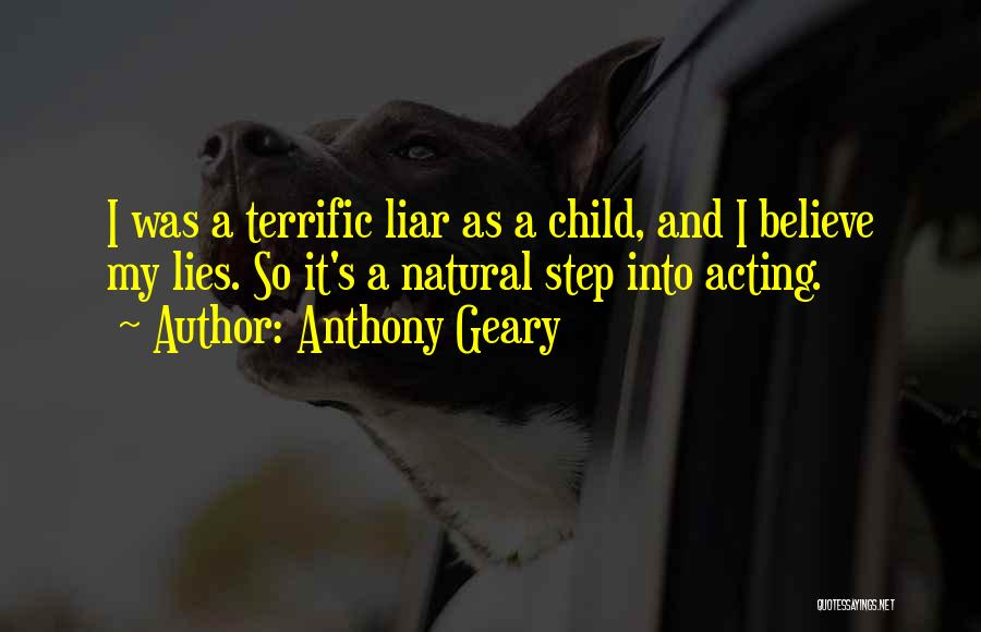 Anthony Geary Quotes 464562