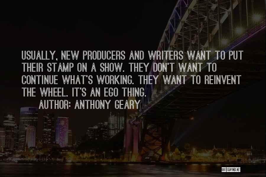 Anthony Geary Quotes 903165