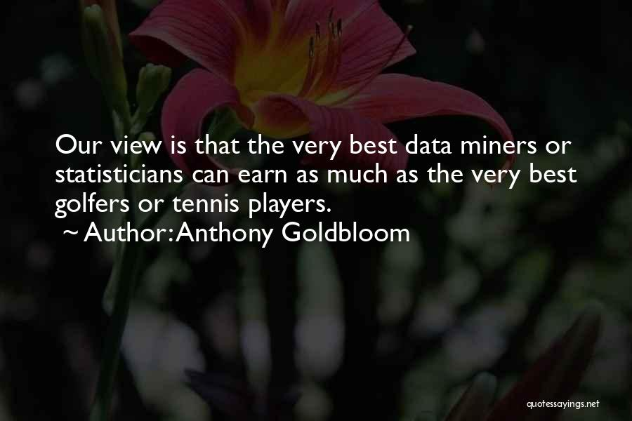 Anthony Goldbloom Quotes 1335917