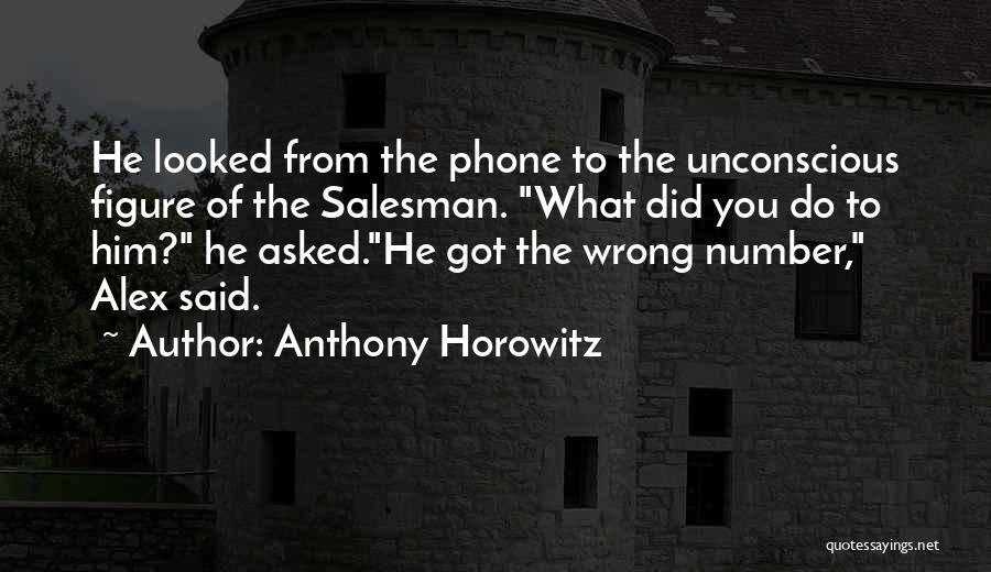Anthony Horowitz Quotes 1054131