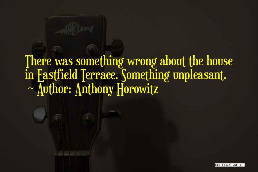 Anthony Horowitz Quotes 1078970