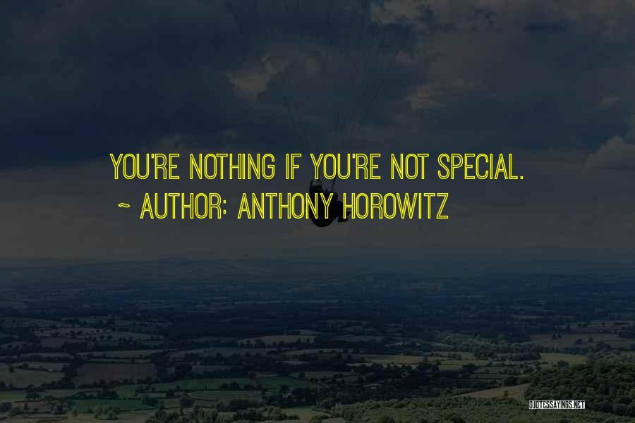 Anthony Horowitz Quotes 1561284