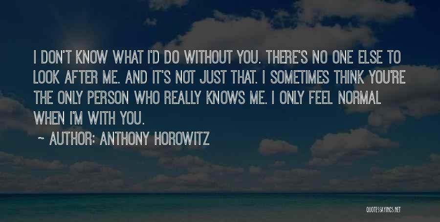 Anthony Horowitz Quotes 1705303