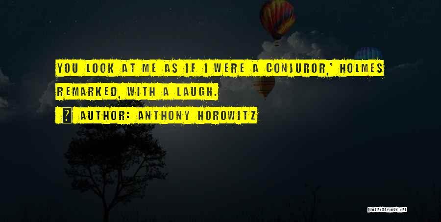 Anthony Horowitz Quotes 174568