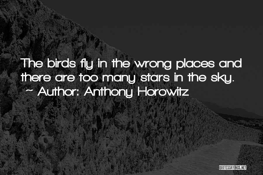 Anthony Horowitz Quotes 1940201
