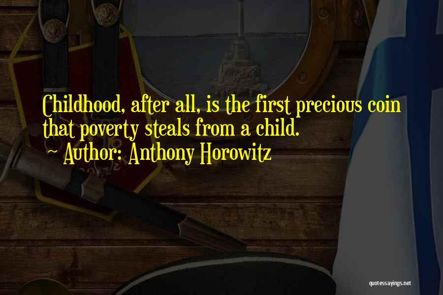Anthony Horowitz Quotes 1959962
