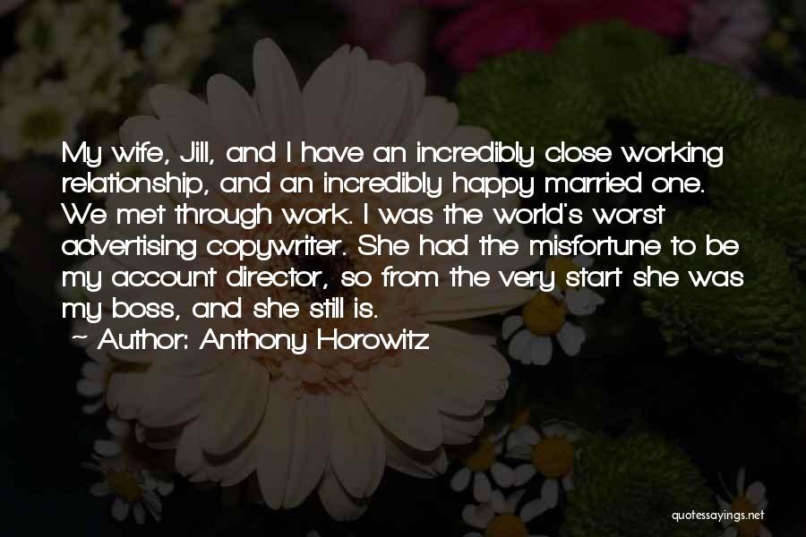Anthony Horowitz Quotes 2126665