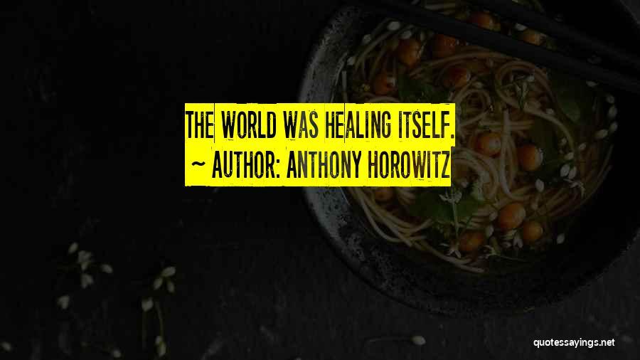 Anthony Horowitz Quotes 444336