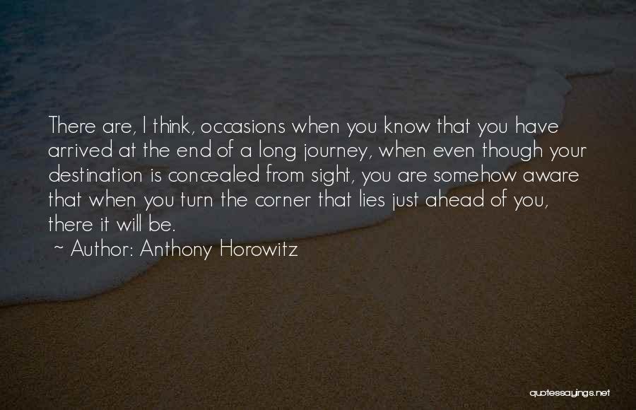 Anthony Horowitz Quotes 466939