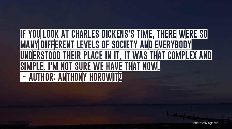 Anthony Horowitz Quotes 470249