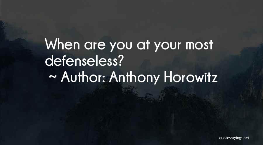 Anthony Horowitz Quotes 593599